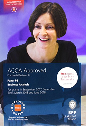 9781509708635: ACCA P3 Business Analysis: Practice and Revision Kit