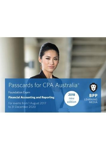 9781509715299: CPA Australia Financial Accounting and Reporting: Passcards