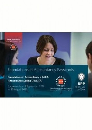 9781509717460: FIA Foundations of Financial Accounting FFA (ACCA F3): Passcards