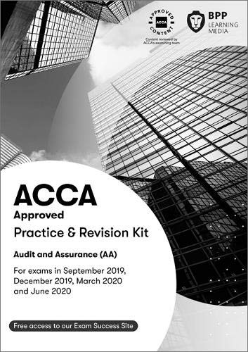 9781509724017: ACCA Audit and Assurance: Practice and Revision Kit