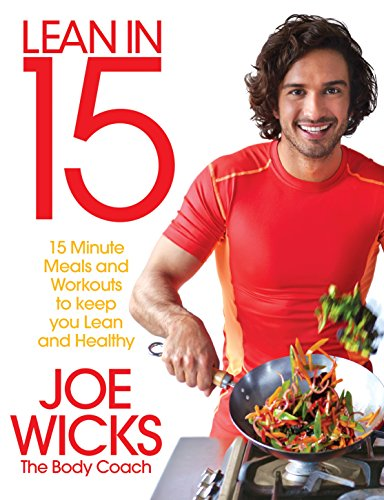 9781509800667: Lean in 15: 15 Minute Meals and Workouts to Keep You Lean and Healthy