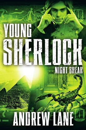 9781509800926: Night Break (Young Sherlock Holmes)
