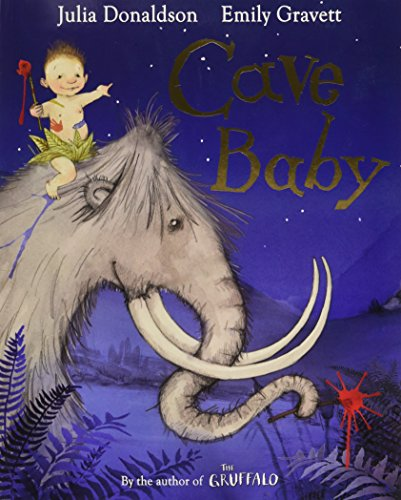 9781509801237: (CAVE BABY) BY [DONALDSON, JULIA](AUTHOR)PAPERBACK