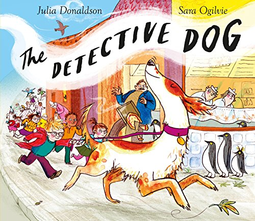 The Detective Dog (Paperback): Julia Donaldson