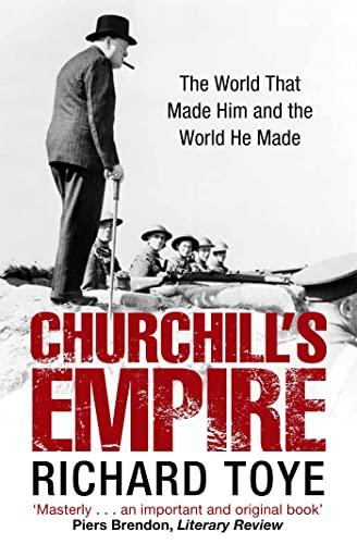 9781509804801: Churchill's Empire