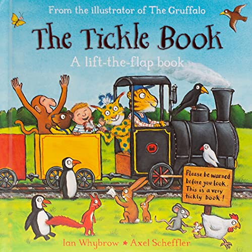 9781509806973: The Tickle Book (Tom and Bear)