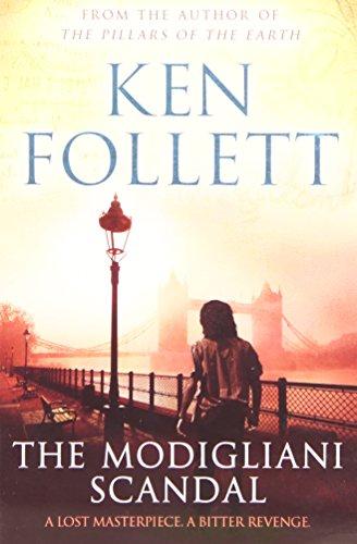 Modigliani Scandal B Spl: Follett, Ken
