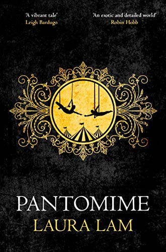 9781509807772: Pantomime (Micah Grey Trilogy)