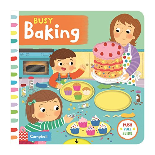 9781509808960: Busy Baking (Busy Books)