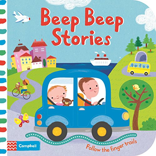 Beep Beep Stories (Follow the Finger Trails): Luana Rinaldo