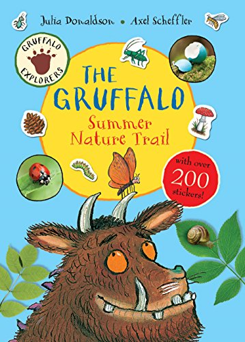 9781509809028: Gruffalo Explorers: The Gruffalo Summer Nature Trail