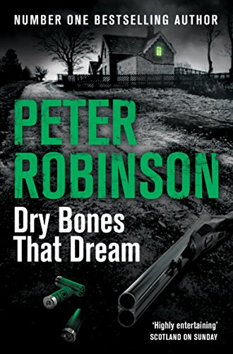 9781509810758: Dry Bones That Dream (The Inspector Banks series)