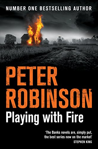 9781509810789: Playing with Fire (The Inspector Banks Series)