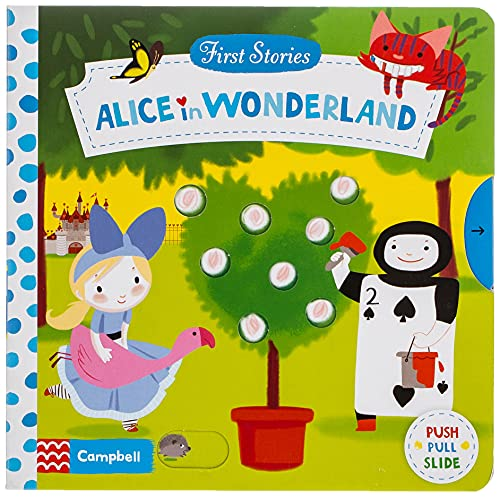 9781509812257: Alice in Wonderland (First Stories)