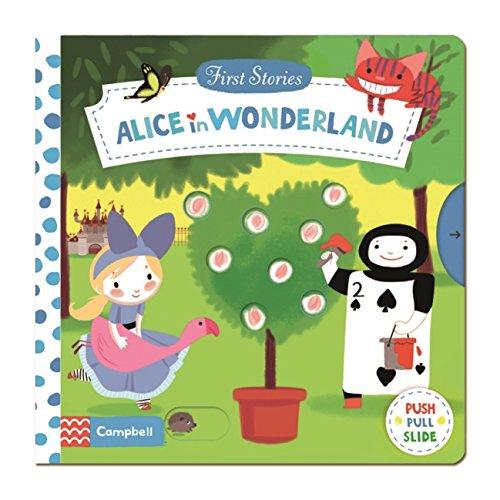 9781509812257: Alice in Wonderland (First Stories)