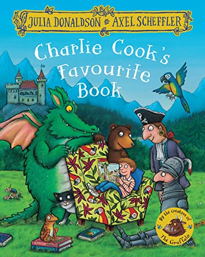 9781509812486: Charlie Cook's Favourite Book