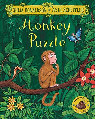 9781509812493: Monkey puzzle
