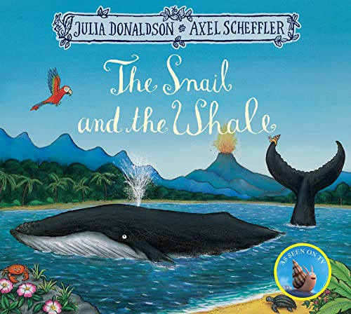 9781509812523: The snail and the whale [Lingua Inglese]