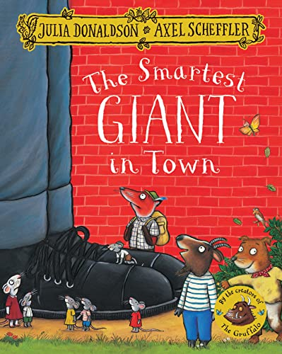 9781509812530: The Smartest Giant in Town