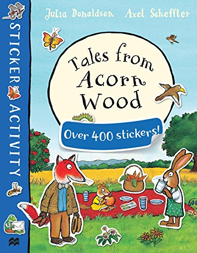 9781509812554: Tales from Acorn Wood Sticker Book