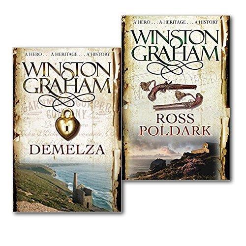 9781509815074: Winston Graham Poldark 2 Books Collection Set, (Ross Poldark and Demelza)