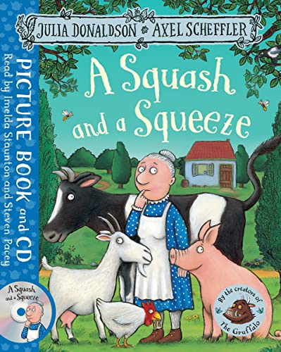 9781509815210: A Squash and a Squeeze: Book and CD Pack