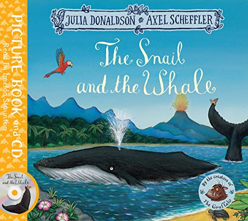 9781509815265: The Snail and the Whale: Book and CD Pack