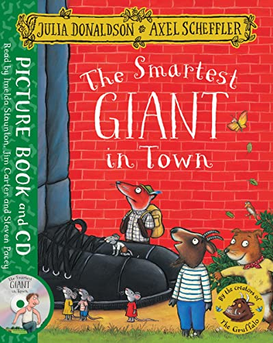 9781509815302: The Smartest Giant in Town: Book and CD Pack