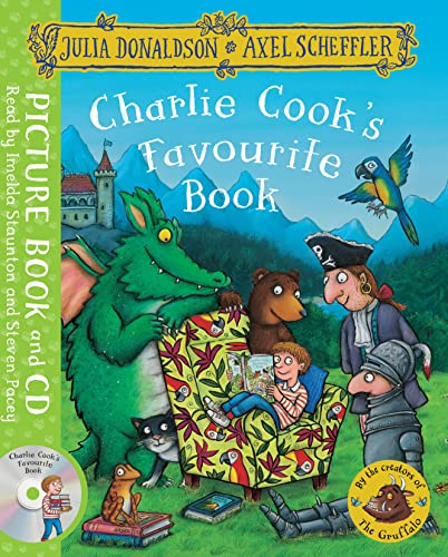 9781509815340: Charlie Cook's Favourite Book: Book and CD Pack