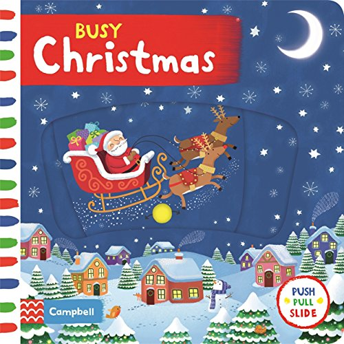9781509815463: Busy Christmas (Busy Books)