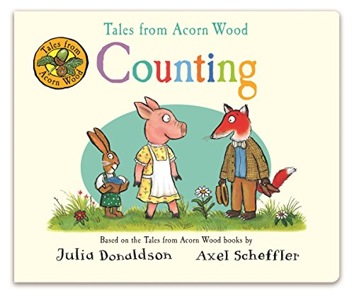 9781509815517: Tales from Acorn Wood: Counting