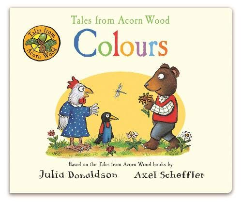 9781509815555: Tales from Acorn Wood: Colours