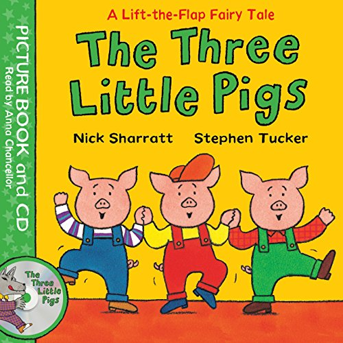 9781509817139: The Three Little Pigs (Lift-the-Flap Fairy Tales)