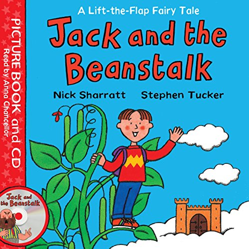 9781509817146: Jack and the Beanstalk (Lift-the-Flap Fairy Tales)