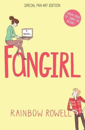 Fangirl: Fan Art Edition: Rowell, Rainbow
