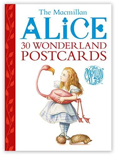 9781509817832: The Macmillan Alice 30 Wonderland Postcards
