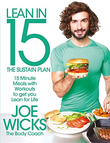 9781509820221: Lean in 15 - The Sustain Plan: 15 Minute Meals and Workouts to Get You Lean for Life