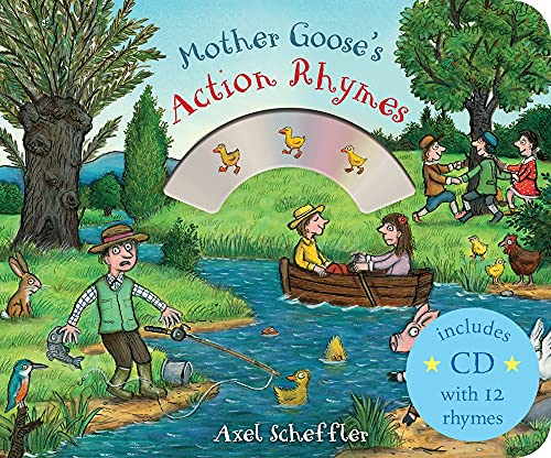 9781509820641: Mother Goose's Action Rhymes (Mother Goose's Rhymes)