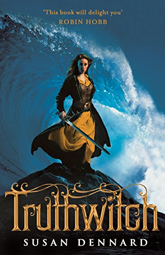 9781509825028: Truthwitch (The Witchlands Series)