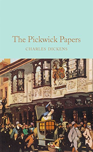 9781509825455: The Pickwick Papers (Macmillan Collector's Library)