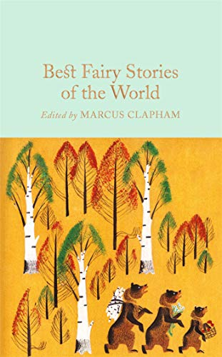 9781509826636: Best Fairy Stories of the World (Macmillan Collector's Library)