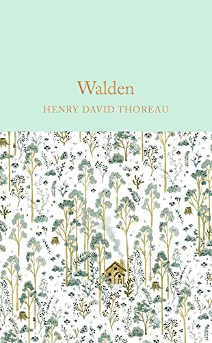 9781509826704: Walden (Macmillan Collector's Library)