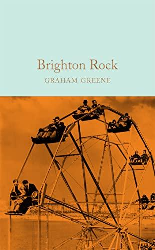 9781509828029: Brighton rock (Macmillan Collector's Library)