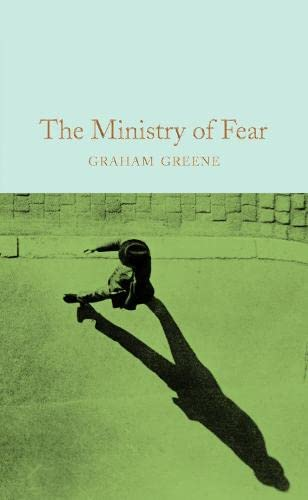 9781509828036: The Ministry of Fear (Macmillan Collector's Library)