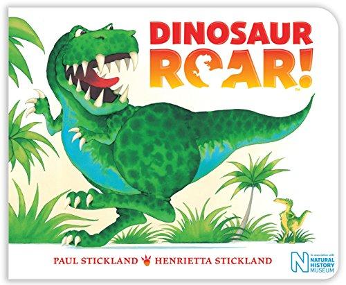 9781509828081: Stickland, H: Dinosaur Roar!