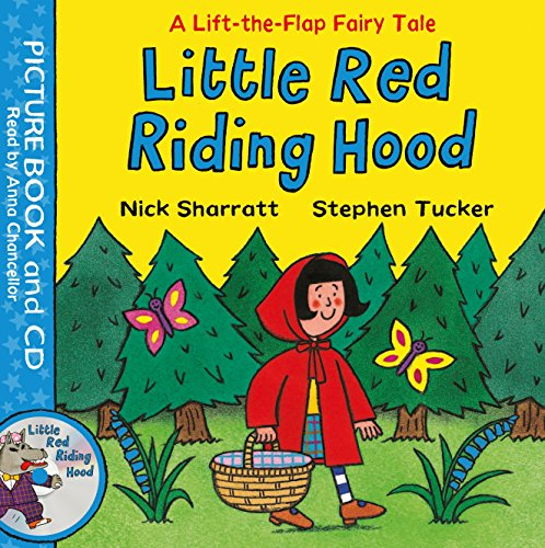 9781509828159: Little Red Riding Hood: Book and CD Pack (Lift-the-Flap Fairy Tales)