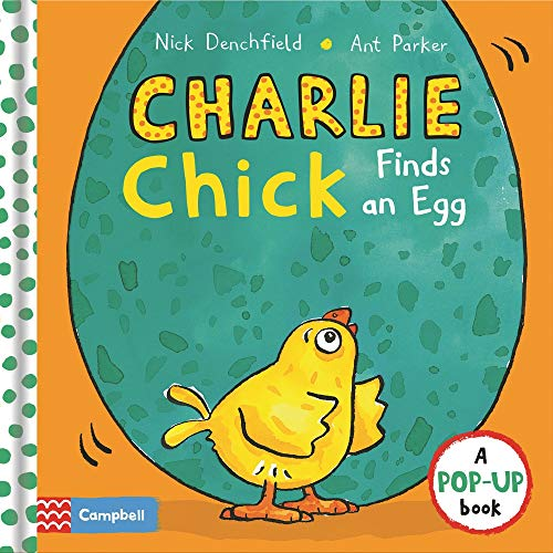 9781509828838: Charlie Chick Finds an Egg