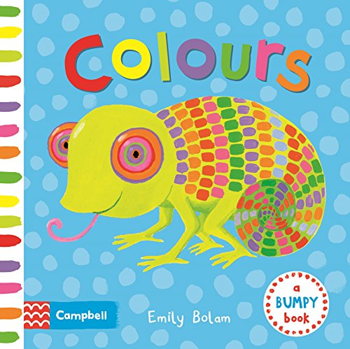 9781509828852: Colours (Bumpy Books)