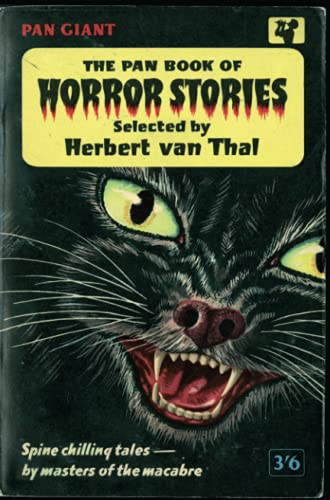9781509828890: The Pan Book of Horror Stories