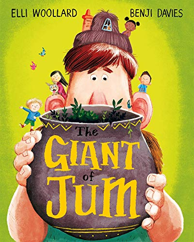 The Giant of Jum: Elli Woollard
